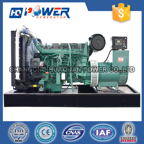 alternator diesel 200kw power force generator price list
