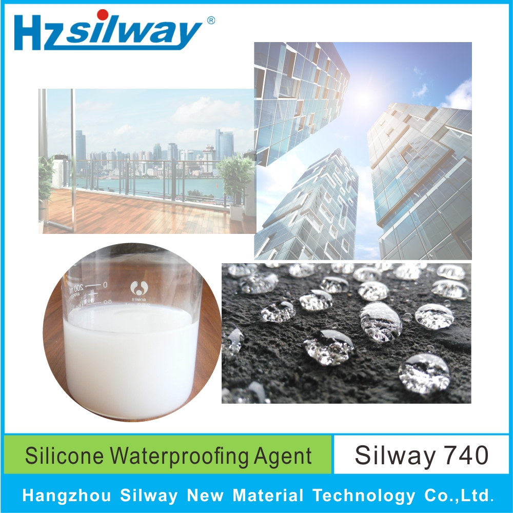 New product Silway 740 nano hydrophobic with best price