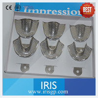 Stainless Steel Perforated Plates Impression Trays