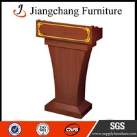 2015 High Quality Factory Price Hotel Woden Rostrum JC-JT14