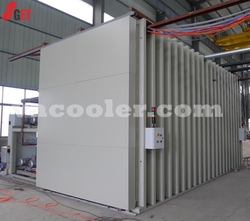 Field Vacuum Chiller Machine with CE