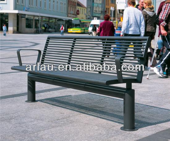 europeu de design exterior praça descansando fs41 banco