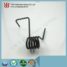custom manufacture adjustable torsion spring for industrial