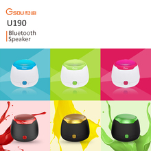 Gsou rechargeable mini digital sound box speaker