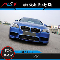 Auto Car bumper M5 Style High Quality PP Material Body Kits for BMW F10/F18