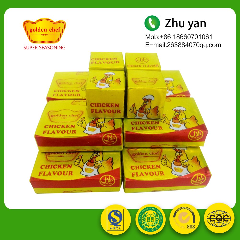 chicken bouillon cube factory price