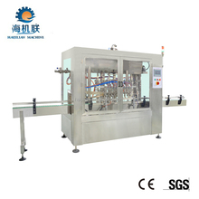 Automatic Liquid Packaging Production Line with beverage filling can sealing and labeling machine