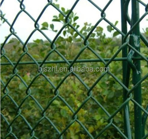 galvanized chain link fence extensions made in china