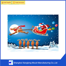 OEM rotomolding aluminum flying inflatable water sled