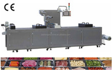 Hot Sale Automatic Food Continuous Stretch Vacuum Packing Machine