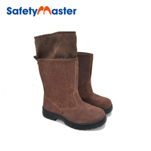 Safetymaster electric shock proof industrial safety shoes for engineers
