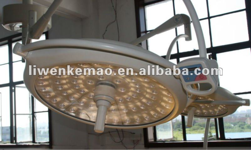 New product LW700 LED shadowless operating lamp/ LED surgical light/LED Hospital room light