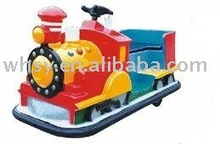 Amusement rides battery operated toy car kiddie rider Locomotive ridesNO.SYHCT