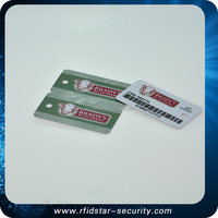 High quality programmable rfid pvc white id card