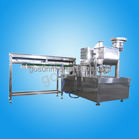 Pouch filling and capping production line GSQ-Z-ZLDGXQ-4A01