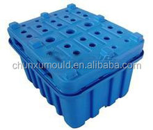 OEM rotational mold industrial box by LLDPE