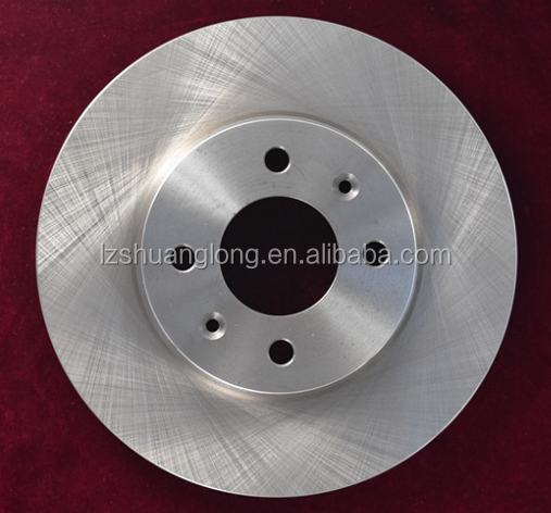 TS16949 Certification Brake Discs Type 51712-1R000 Brake Disc Rotor