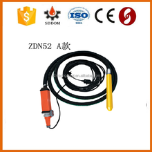 Mini concrete Vibrating ,internal type Concrete Vibrating machine ZDN52 on sale