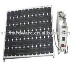 180W portable solar home system
