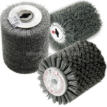 High Density Strip Rollers and Punched Rollers for Makit Brushing Machines
