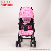 Travelling China manufacturing JINBAO lightweight portable good baby stroller/gocart/baby carriage/pushchair/baby carrier