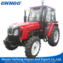 Best Selling 4WD Agriculture tractor 55 hp for farm use
