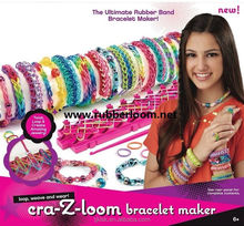 Hottest colorful rubber bands Diy Loom Bands Kit for kids game