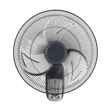 2017 national home appliance 18 inch metal blade plastic wall fan