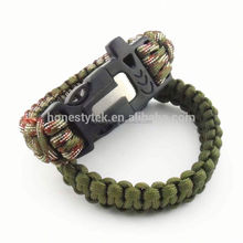 HT180 Hiking Climbing Bracelet Rope