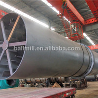 High capacity wood chips rotary dryer, drying machine supplier