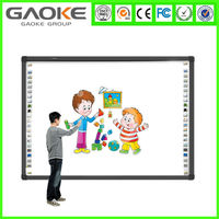 Low cost hot sale interactive whiteboard magnets infrared board