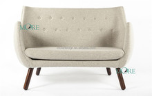 modern Finn Juhl Classic Poet sofa from China shenzhen fashion living room furniture
