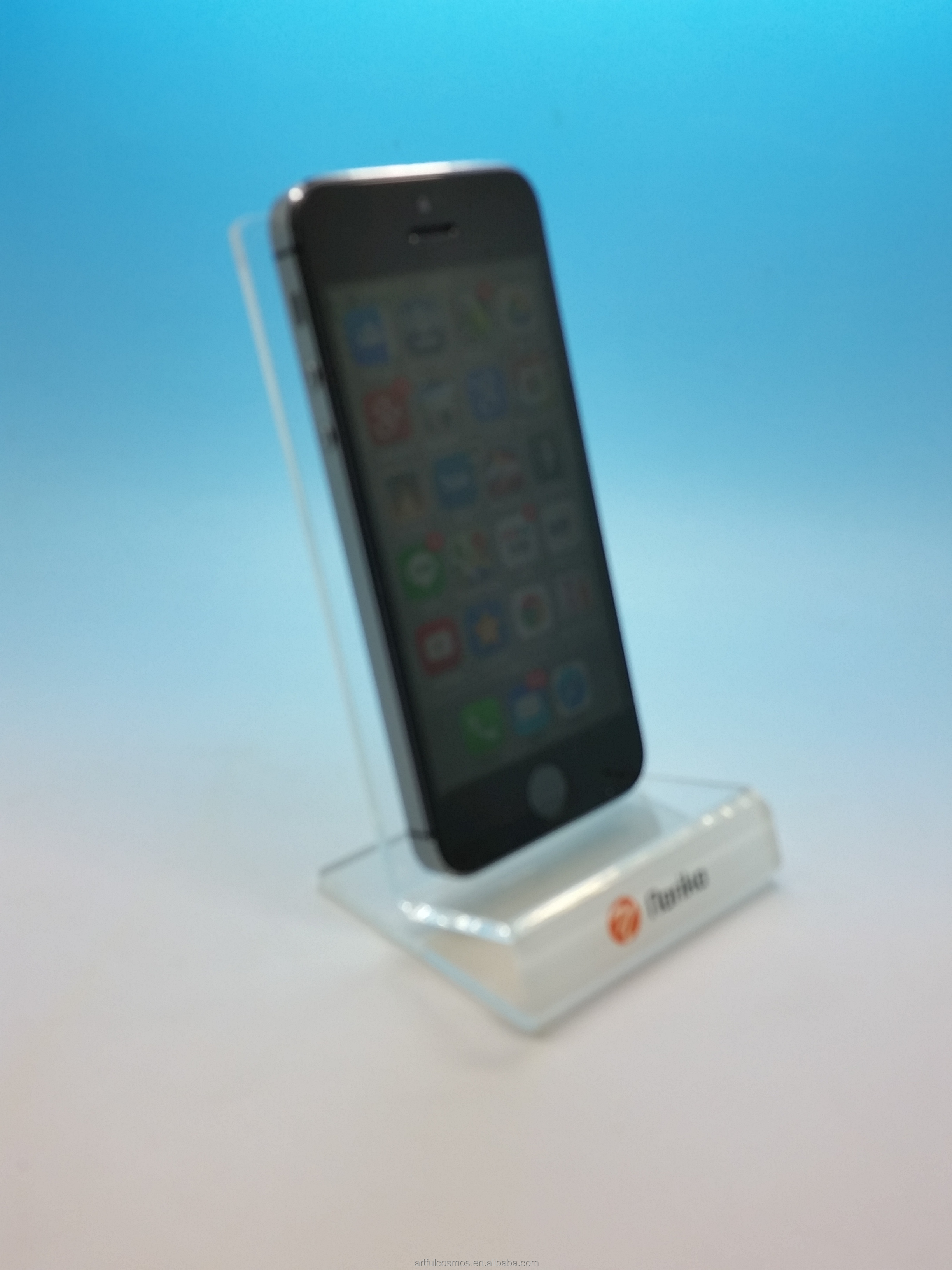 hot sale acrylic mobile phone display stand holders with great price