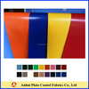 waterproof pvc coated tent fabric made in 100% polyester with both side coated by vinyl