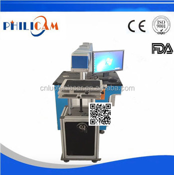 RFM-80C co2 laser marking machine for plastic