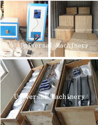 China Supplier Hot Selling Engery Saving Induction Soldering Machine