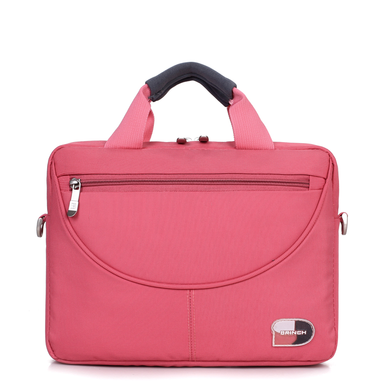 Pink notebook bag laptop sleeve polyester Laptop Bags