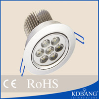 Wholesale factory price high power 7w led spot lighting