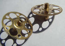 Small rack and pinion gears supplier for machine