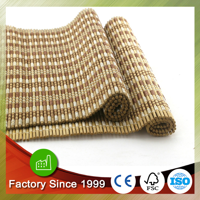 EO Natural Heat protection Bamboo Kitchen Table Mat supplier factory