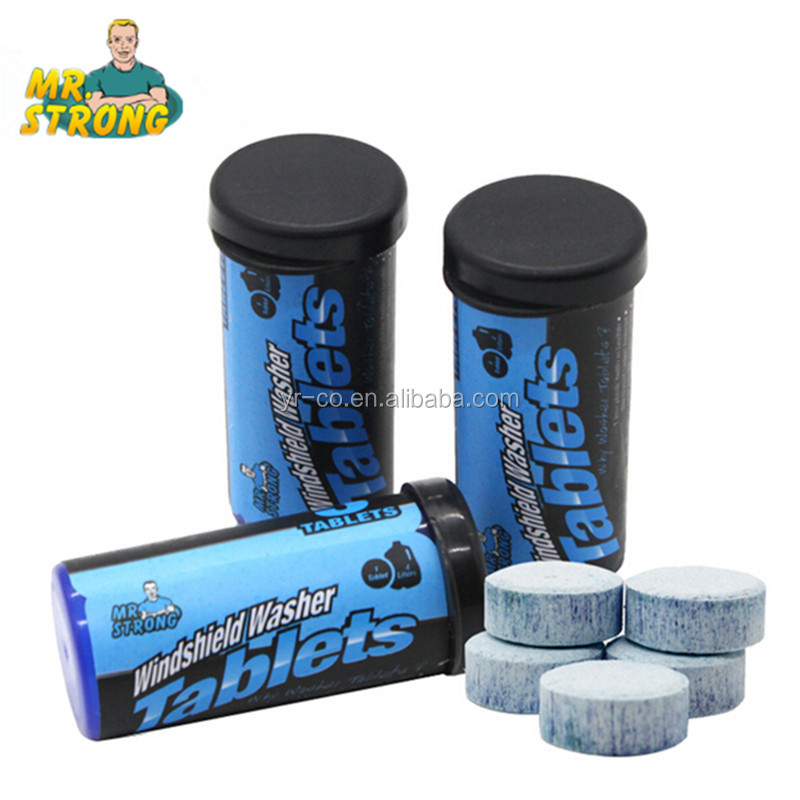 Mr.Strong Windscreen Washer Tablet