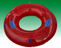 inflatable swimming ring with handles