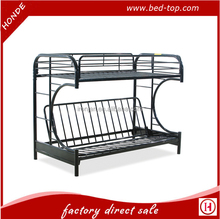 heavy duty sofa cum bed folding metal bunk bed frame metal bunk futon frame