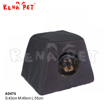 A0474 Fashion Durable insulated dog house pet bed