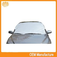 oxford pp fabric car sunshade curtain,front windshield shades at factory price