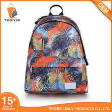 New style Environmental protection Folding backpack bag
