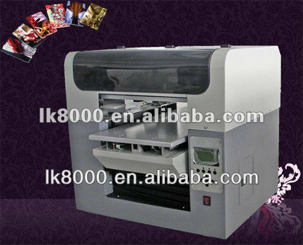 digita flatbed printer a3 size digital printer for any hard materials, A3 size with eight colors and high resolution A3- LK1900