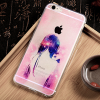 city&case top selling products 2016 2 in 1 slim tpu&pc case cover for iphone6 6s