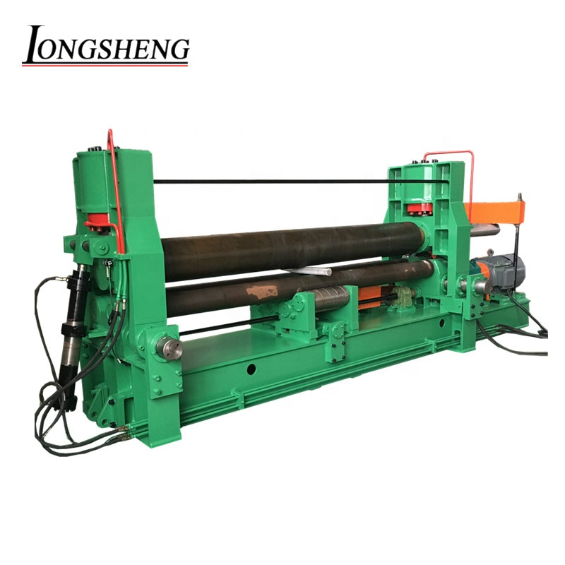 China suppliers <strong>W11S</strong> Hydraulic Sheet Metal Three <strong>Roll</strong> Bending <strong>Machine</strong> Plate Rolling <strong>Machine</strong> 30mm