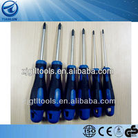 Plastic Screwdriver With Flat Tip